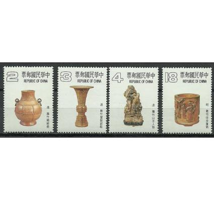 Znaczek Tajwan 1983 Mi 1522-1525 Czyste **