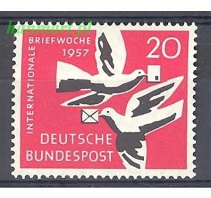 Znaczek Niemcy 1957 Mi 276 Czyste **