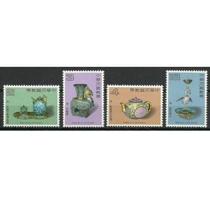 Znaczek Tajwan 1984 Mi 1568-1571 Czyste **