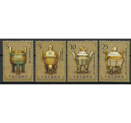 Znaczek Tajwan 2010 Mi 3552-3555 Czyste **