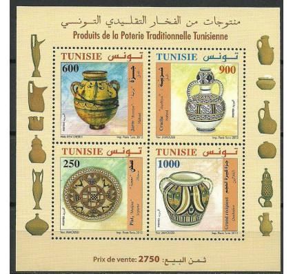 Znaczek Tunezja 2012 Mi bl 46 Czyste **