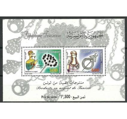 Znaczek Tunezja 2003 Mi bl 37 Czyste **