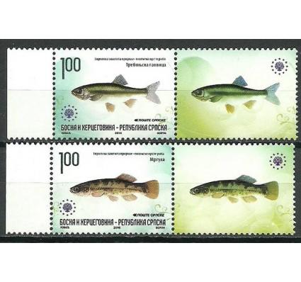 Znaczek Republika Serbska 2010 Mi zf 512-513 Czyste **