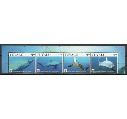 Znaczek Tuvalu 2016 Mi 2222-2225 Czyste **