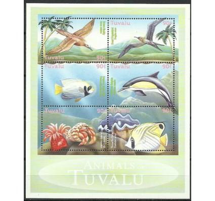 Znaczek Tuvalu 2000 Mi ark 981-986 Czyste **