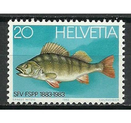 Znaczek Szwajcaria 1983 Mi 1245 Czyste **