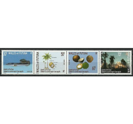Znaczek Wallis et Futuna 2003 Mi 849-852 Czyste **