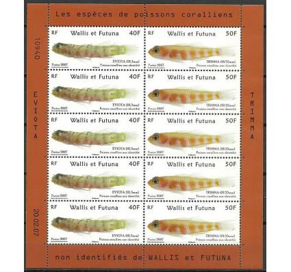 Znaczek Wallis et Futuna 2007 Mi ark 948-949 Czyste **