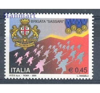 Znaczek Włochy 2005 Mi 3017 Czyste **