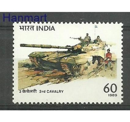 Znaczek Indie 1989 Mi 1208 Czyste **