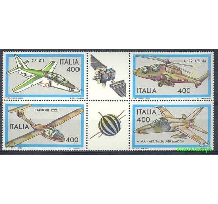 Znaczek Włochy 1983 Mi 1834-1837 Czyste **