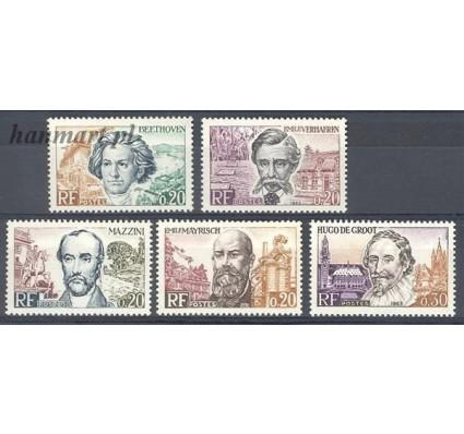 Znaczek Francja 1963 Mi 1432-1436 Czyste **