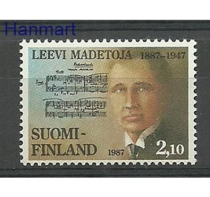 Znaczek Finlandia 1987 Mi 1014 Czyste **