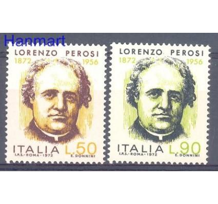 Znaczek Włochy 1972 Mi 1385-1386 Czyste **