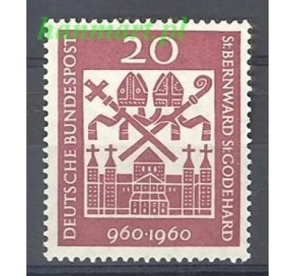 Znaczek Niemcy 1960 Mi 336 Czyste **