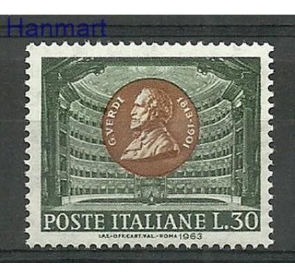 Znaczek Włochy 1963 Mi 1153 Czyste **