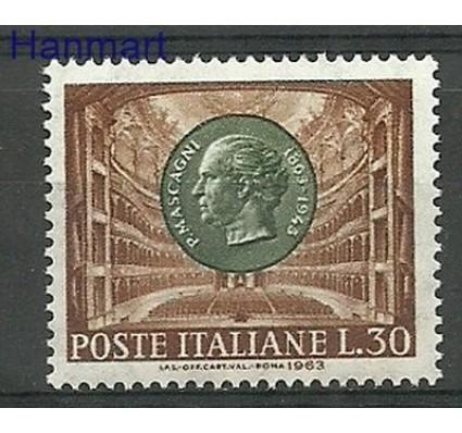 Znaczek Włochy 1963 Mi 1156 Czyste **