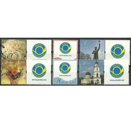 Znaczek Mołdawia 2009 Mi zf 663-668 Czyste **