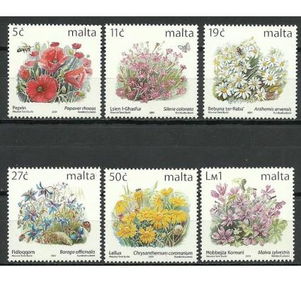 Znaczek Malta 2001 Mi 1193-1198 Czyste **