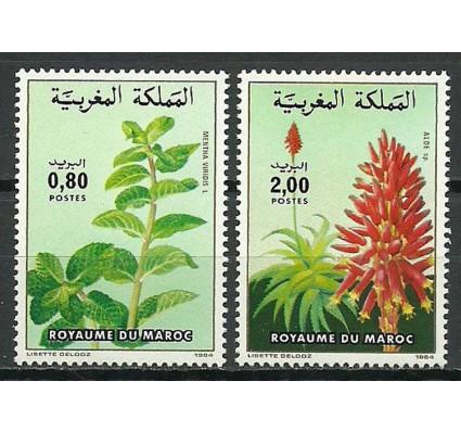 Znaczek Maroko 1984 Mi 1048-1049 Czyste **
