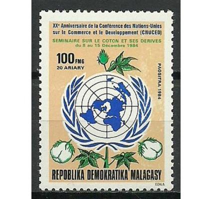 Znaczek Madagaskar 1984 Mi 972 Czyste **