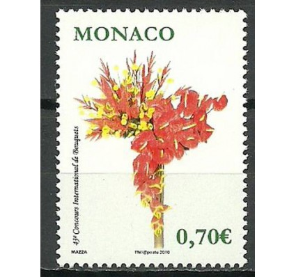Znaczek Monako 2010 Mi 2976 Czyste **
