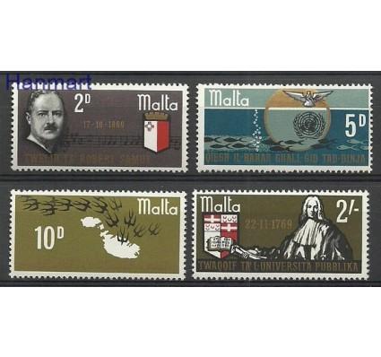 Znaczek Malta 1969 Mi 389-392 Czyste **