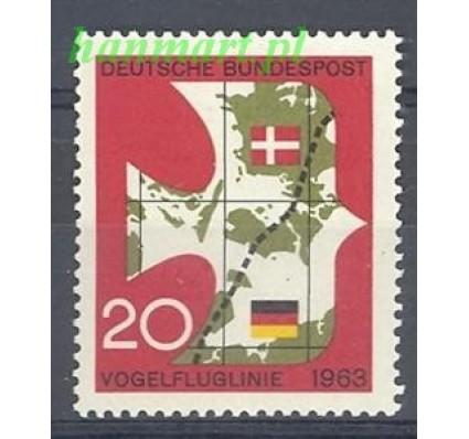 Niemcy 1963 Mi 399 Czyste **