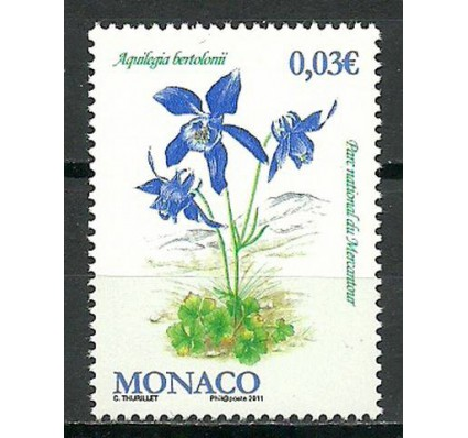 Znaczek Monako 2011 Mi 3037 Czyste **