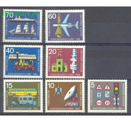 Niemcy 1965 Mi 468-474 Czyste **
