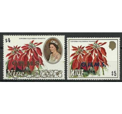 Znaczek Niue 1986 Mi die 14-15 Czyste **