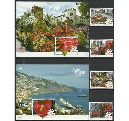 Znaczek Madera 2015 Mi 350-353+bl 61-62 Czyste **