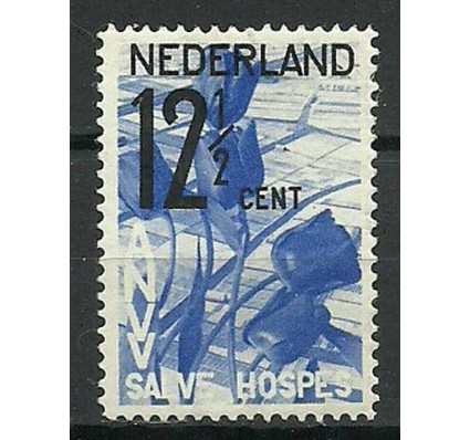 Znaczek Holandia 1932 Mi 252 Czyste **