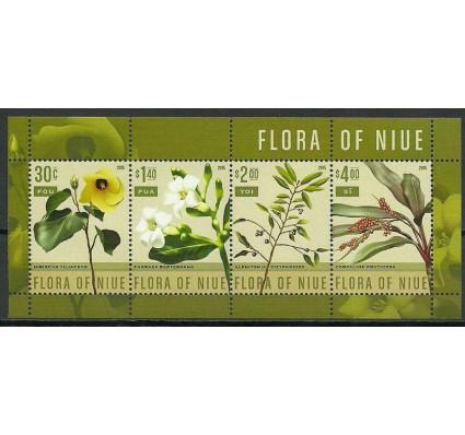 Znaczek Niue 2015 Mi bl 176 Czyste **