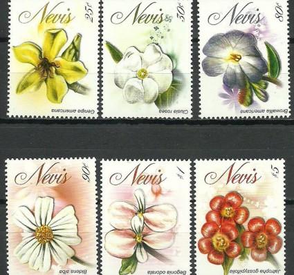 Znaczek Nevis 2009 Mi 2384-2389 Czyste **
