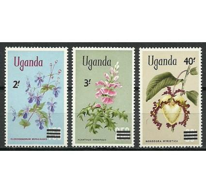 Znaczek Uganda 1975 Mi 120-122 Czyste **