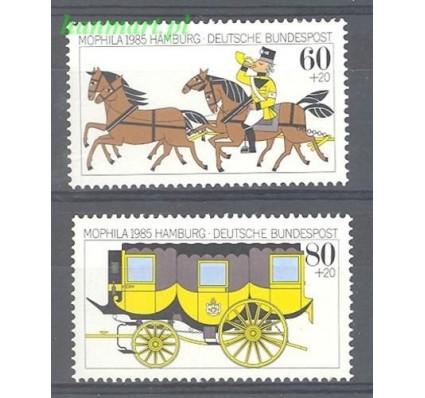 Znaczek Niemcy 1985 Mi 1255-1256 Czyste **