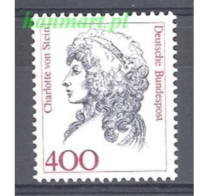 Niemcy 1992 Mi 1582 Czyste **