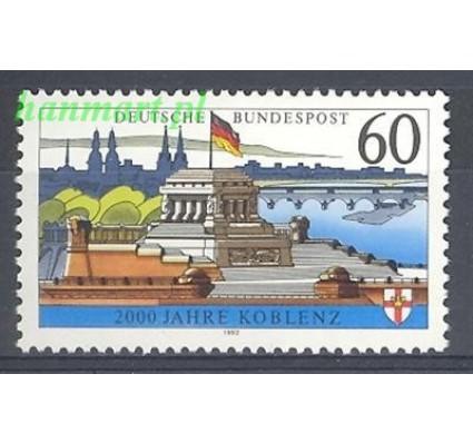 Niemcy 1992 Czyste **