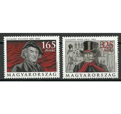 Znaczek Węgry 2013 Mi 5599-5600 Czyste **