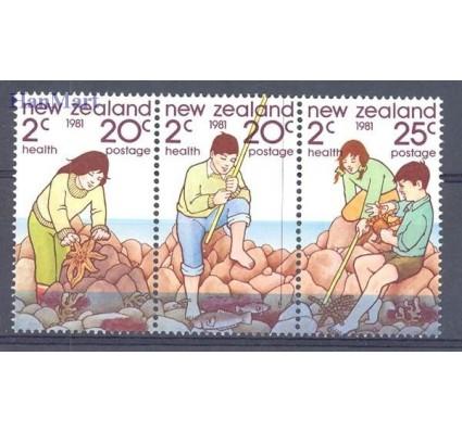 Znaczek Nowa Zelandia 1981 Mi 828-830 Czyste **