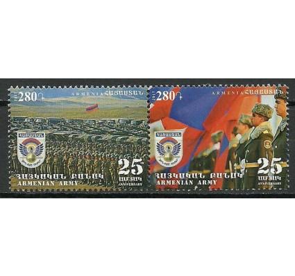 Znaczek Armenia 2017 Mi 1005-1006 Czyste **