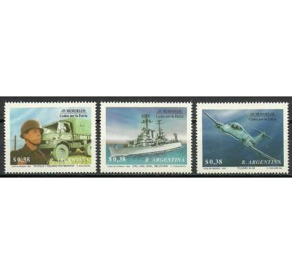 Znaczek Argentyna 1992 Mi 2124-2126 Czyste **