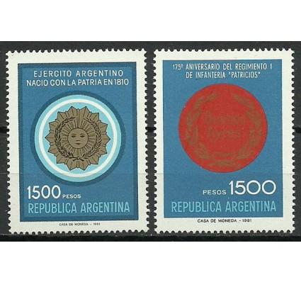 Znaczek Argentyna 1981 Mi 1532-1533 Czyste **