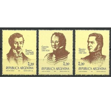 Znaczek Argentyna 1986 Mi 1815-1817 Czyste **