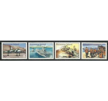 Znaczek Wyspa Wniebowstąpienia 2002 Mi 871-874 Czyste **