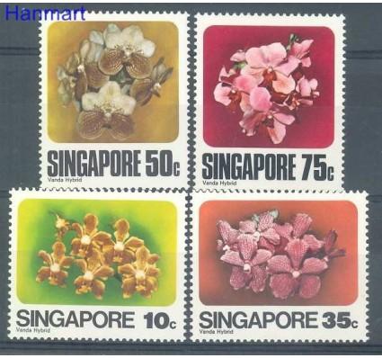 Znaczek Singapur 1979 Mi 325-328 Czyste **