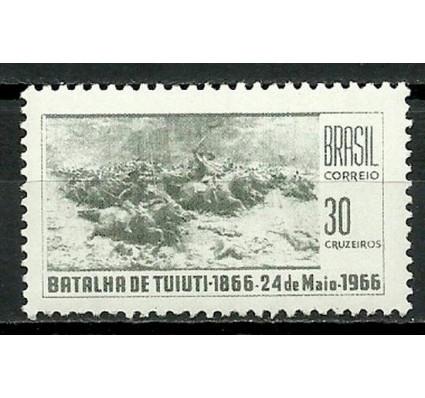 Znaczek Brazylia 1966 Mi 1107 Czyste **