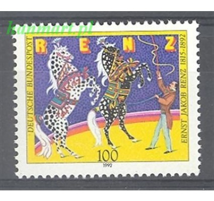 Niemcy 1992 Mi 1600 Czyste **