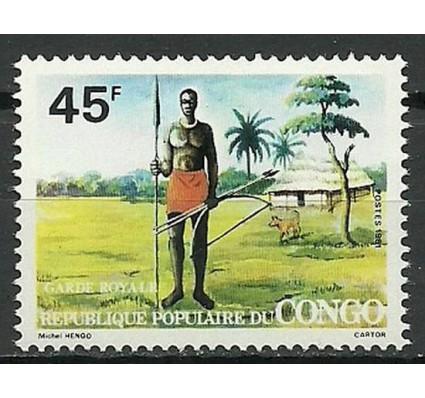 Znaczek Kongo 1981 Mi 838 Czyste **
